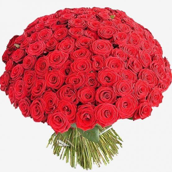51 и 101 роза 70 см