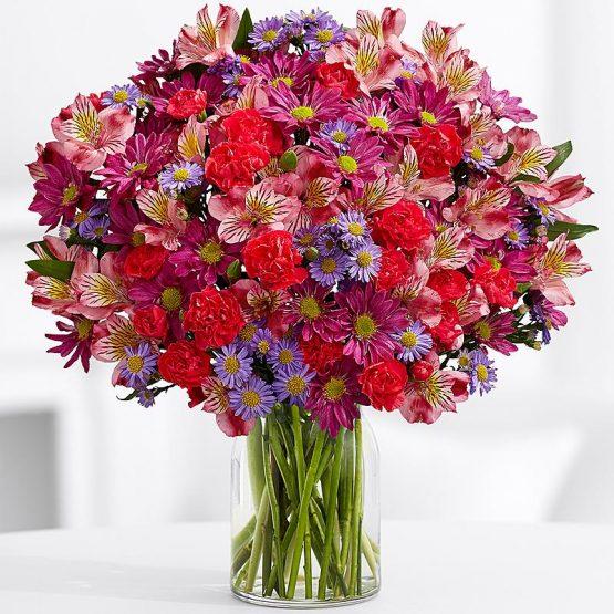 Делюкс Цветочный Душ