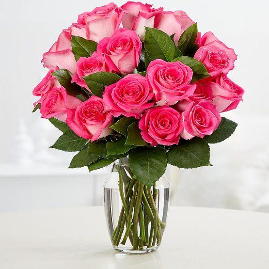 19 Розово Жемчужных Роз