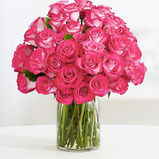 35 Розово Жемчужных Роз