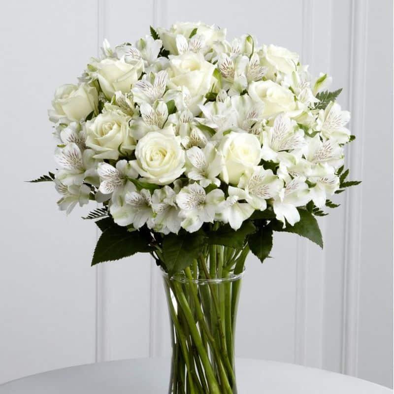 Белый Букет