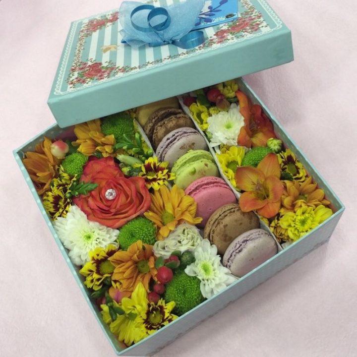 Цветочная Коробочка - Ангажемент